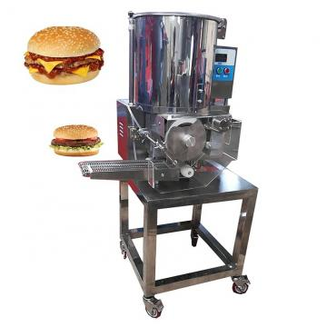 Commercial Kitchen Equipment Hamburger Burger Patty Making Machine
