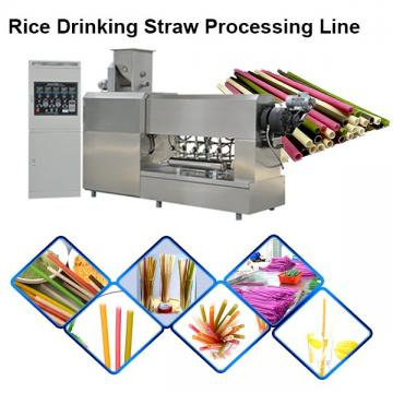 Best Quality Pasta Straw Machine Processing Line