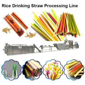 Rapid Degradation Straw Making Machine