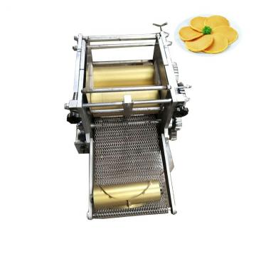 Automatic Chapati Roti Maker/Dumpling Spring Roll Sheet Forming Machine/Wheat Flour ...