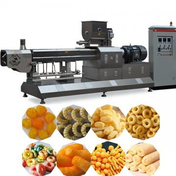 Business Use Small Mine Wsph-80 Corn Snack Food Extruder Machine