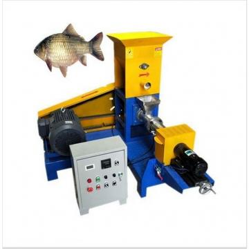Floating Pellet Fish Feed Machinery Making Line with 200kg Capacity