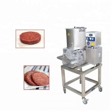 Automatic Beef Shrimp Meat Hamburger Burger Patty Making Forming Machine