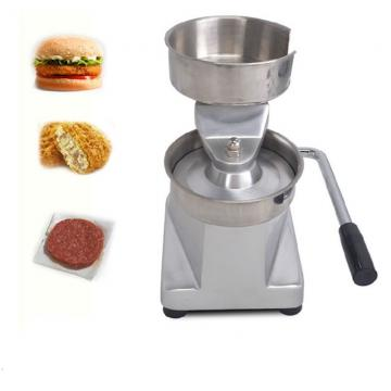 Automatic Burger Patty Press Maker Slider Hamburger Machine