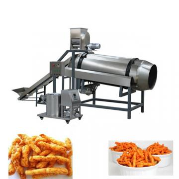 Corn Curls /Cheetos/ Making Plant for Kurkur Machine/ Nik Naks Food Manufacture Machine