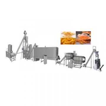 Corn Chips Cheetos Production Factory Supplier Kurkure Niknaks Food Equipment Plant
