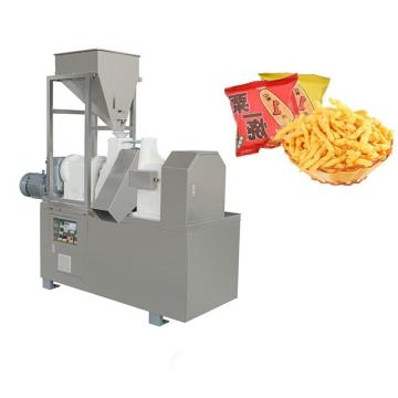 Puffs Snack Food Kurkure Making Machine Factory Price