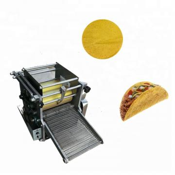 Tortilla Maker Machine Corn Chips Making Equipment Doritos Machine