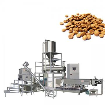 Twin Screw Pet Food Extruder Machine for Dog Cat Fish