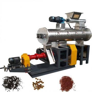 Dog/Cat/Fish/Bird/Animal Pet Food Processing Equipment