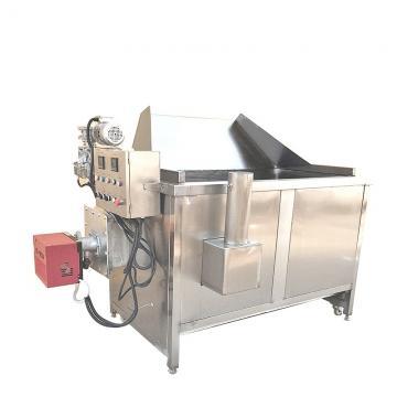 Industrial Potato Chips Fryer Potato Frying Machine