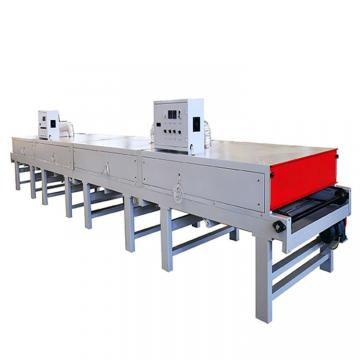 Conveyor System Chain Belt Pre-Heating Uniform Drying Tunnel