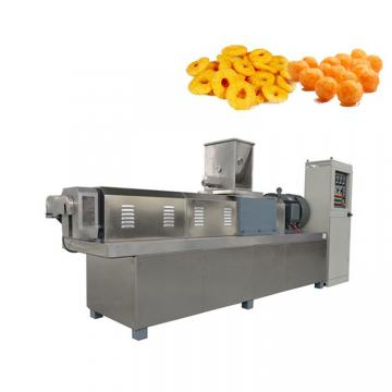 Automatic Cheetos Kurkures Puffed Snack Food Production Line
