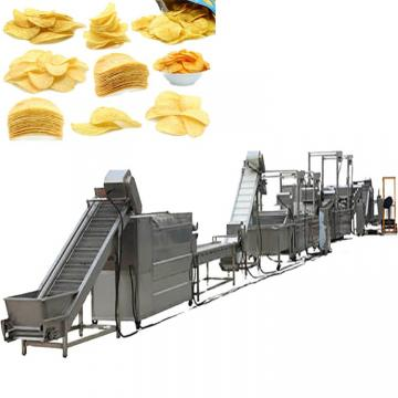 Commercial Ce Approved Standing with Potato Chips Frying Machi with Potato Chips Frying Machine