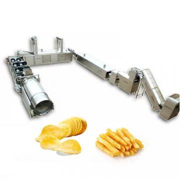 2016 New Full Automatic Fresh Potato Chips Making Equipment