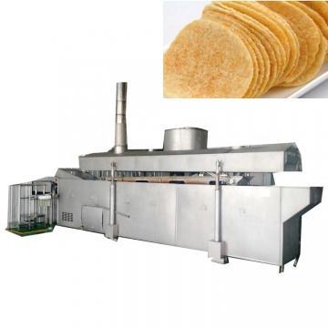 Gyc 200kg Per Hour Potato Chips Making Equipment