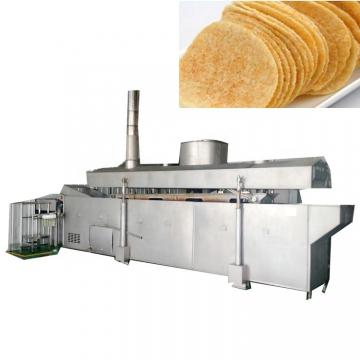High Efficient Potato Chips Plant Machine Potato Chips Making Equipment