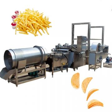 Automatic Fresh Potato Chips Making Equipment