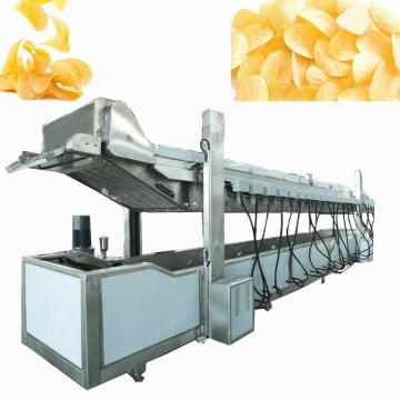New Upgrade Potato Chips Making Machine/Automatic Potato Chips Production Equipment Price