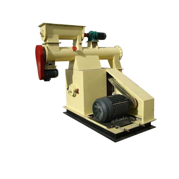 Fish Food Pellet Extruder Fish Feed Pellet Extruder Poultry Feed Pellet Making Machine #1 image