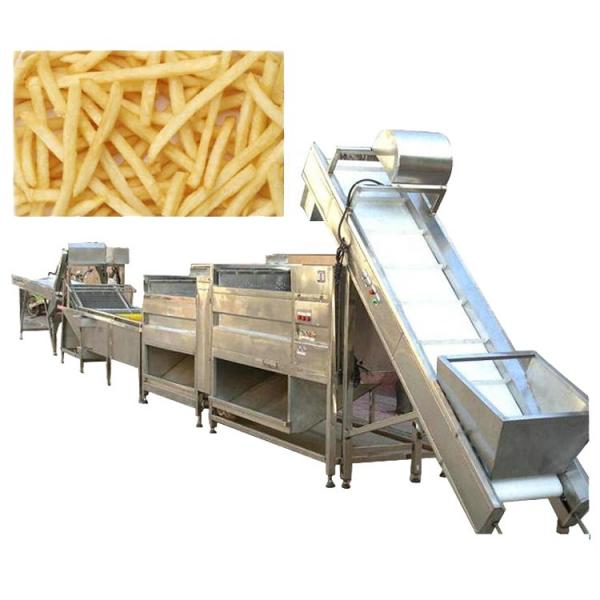 Factory Price Commercial Fruit Banana Slice Potato Chips Dryer Machine #1 image